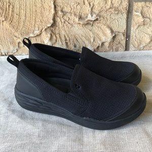 Ryka Ortholite memory foam Black Sneakers Slip On
